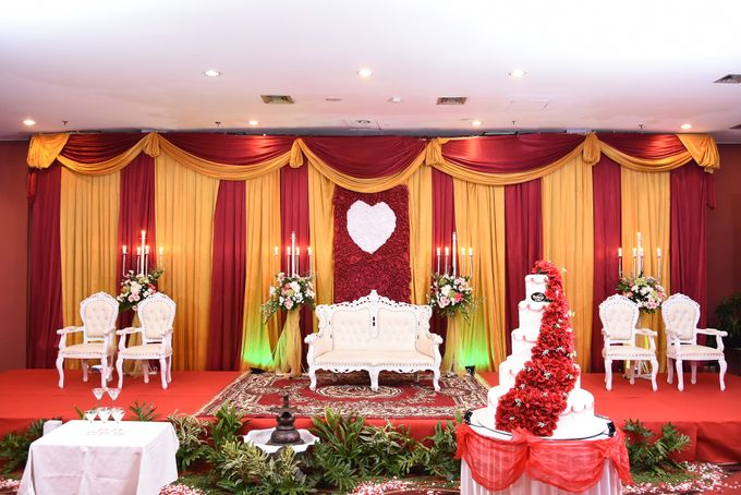 The Wedding of Cristina and Melvin by Fame Hotel Gading Serpong - 007