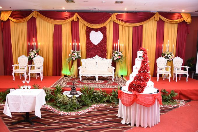 The Wedding of Cristina and Melvin by Fame Hotel Gading Serpong - 008