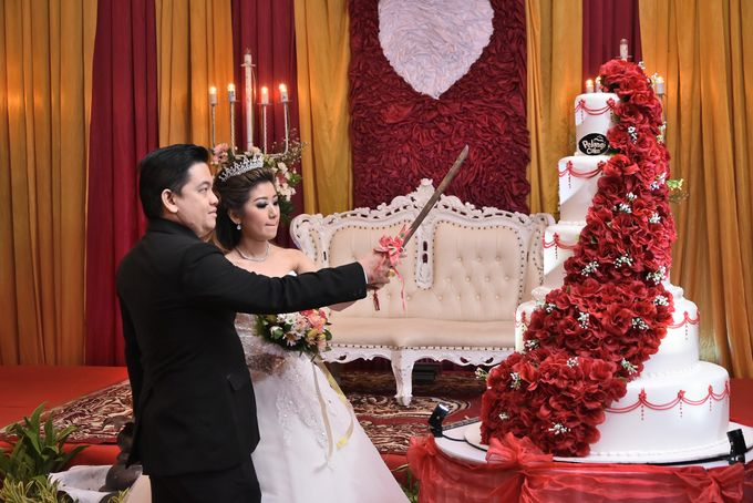 The Wedding of Cristina and Melvin by Fame Hotel Gading Serpong - 012