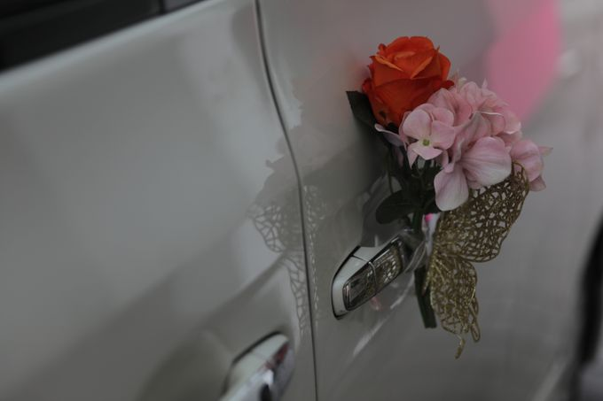 Beautiful Wedding by Priority Rent car - 015