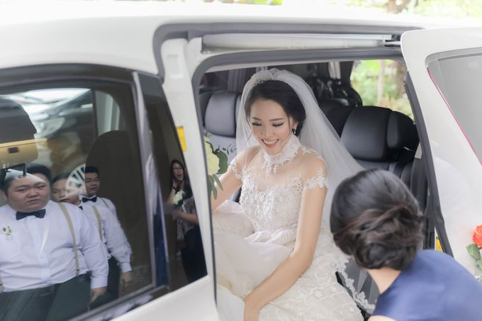 Beautiful Wedding by Priority Rent car - 009