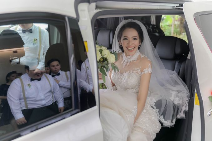 Beautiful Wedding by Priority Rent car - 019