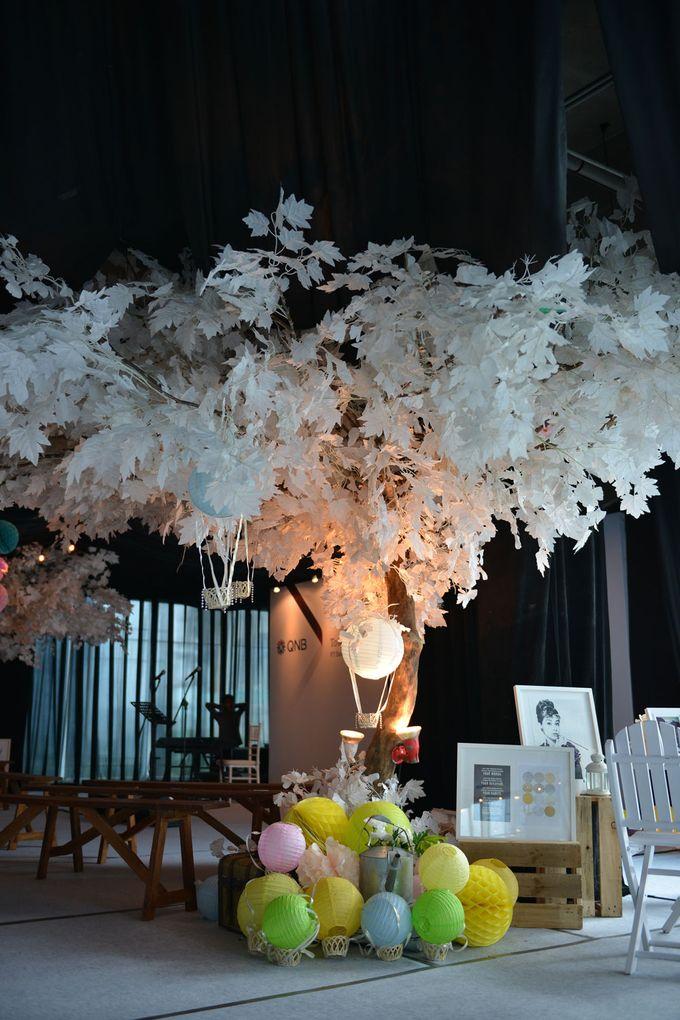 Gathering by Charissa Event & Wedding Decoration - 005