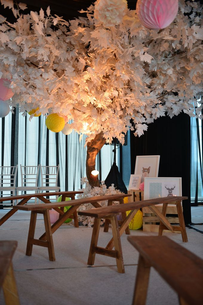 Gathering by Charissa Event & Wedding Decoration - 002