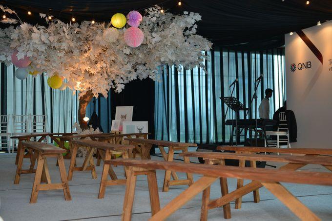 Gathering by Charissa Event & Wedding Decoration - 003