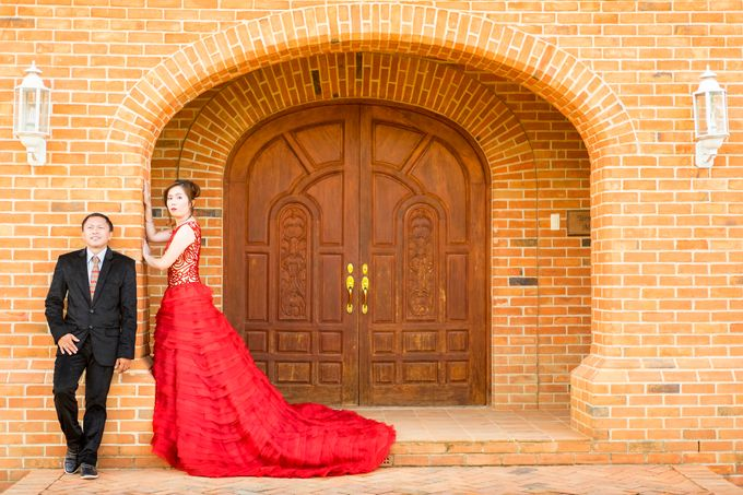 MICHAEL & APRIL MELODY ENGAGEMENT by Aying Salupan Designs & Photography - 003