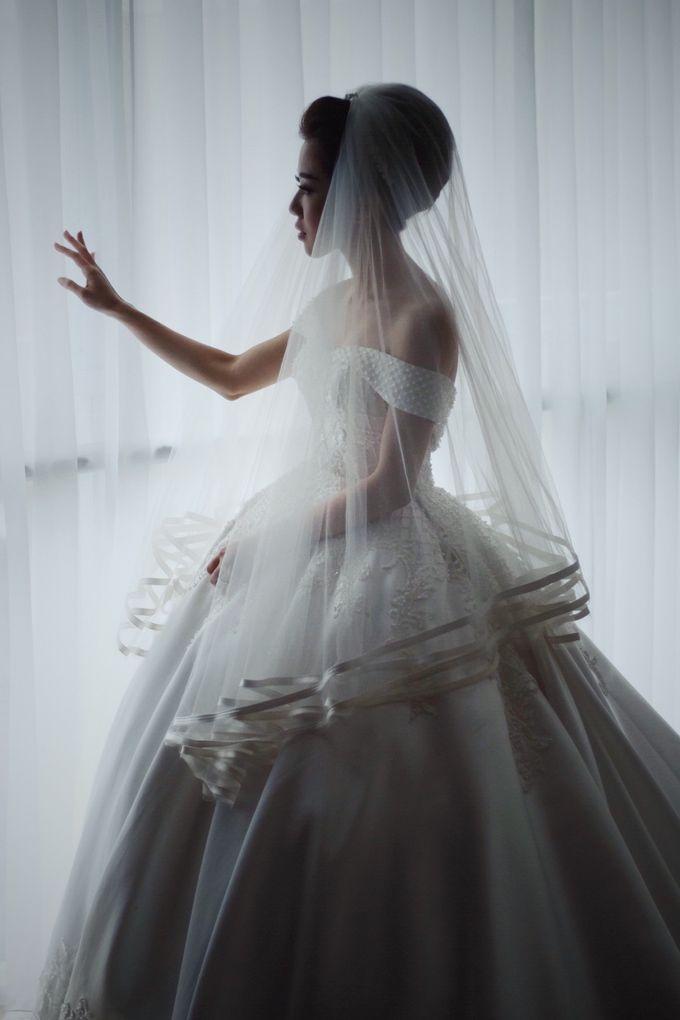 Verena Mia Wedding Gown 2017 by YGP|FILMS - 004