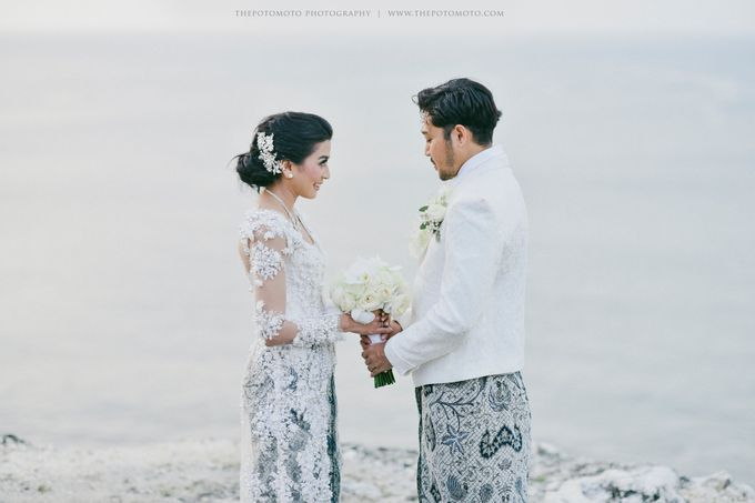 Ayu Hastari & Ryoichi Hutomo Wedding Day by Thepotomoto Photography - 029