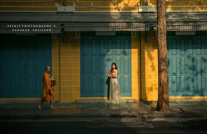 Bride portrait in Thailand by SELKIT  PHOTOGRAPHY - 003