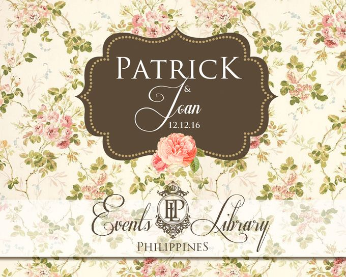 PATRICK & JOAN by Events Library Philippines - 001