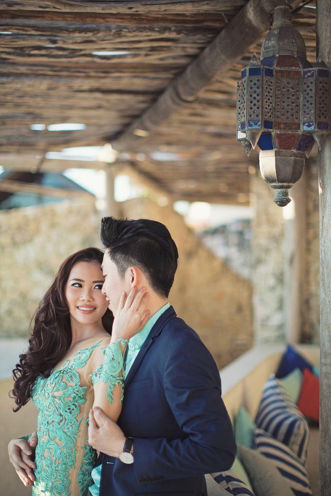 Aryang & Syerli Zu Prewedding by bjcmakeupartist - 004