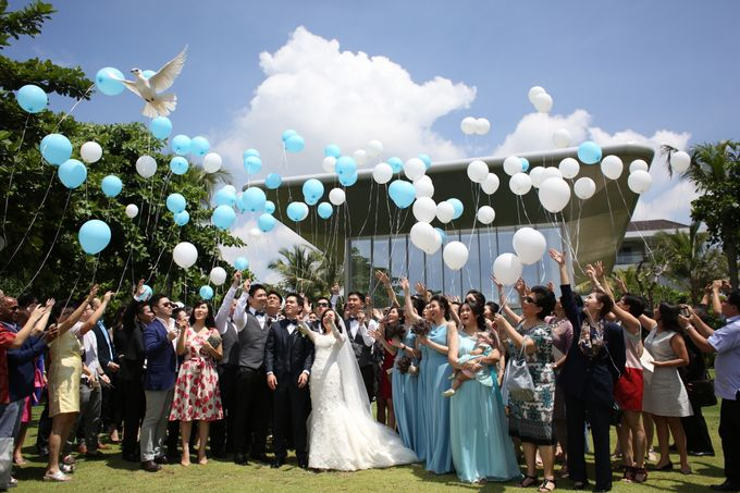 WEDDING OF BILL & JESSICA by Sofitel Bali Nusa Dua Beach Resort - 009