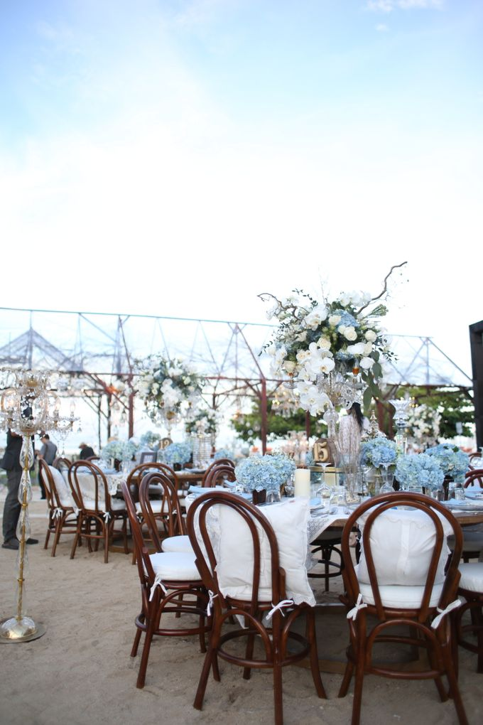 WEDDING OF BILL & JESSICA by Sofitel Bali Nusa Dua Beach Resort - 004