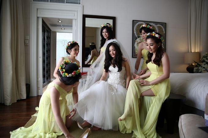 WEDDING OF SENDY & DIANA by Sofitel Bali Nusa Dua Beach Resort - 002
