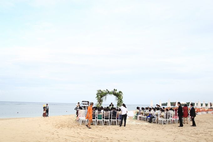 WEDDING OF SENDY & DIANA by Sofitel Bali Nusa Dua Beach Resort - 004