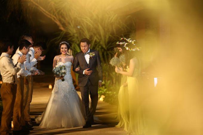 WEDDING OF SENDY & DIANA by Sofitel Bali Nusa Dua Beach Resort - 008