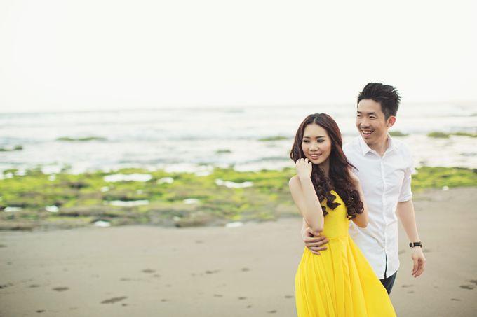 Aryang & Syerli Zu Prewedding by bjcmakeupartist - 006