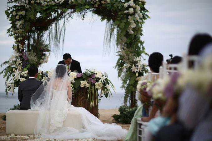 WEDDING OF SENDY & DIANA by Sofitel Bali Nusa Dua Beach Resort - 005