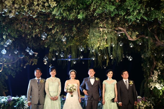 WEDDING OF SENDY & DIANA by Sofitel Bali Nusa Dua Beach Resort - 009