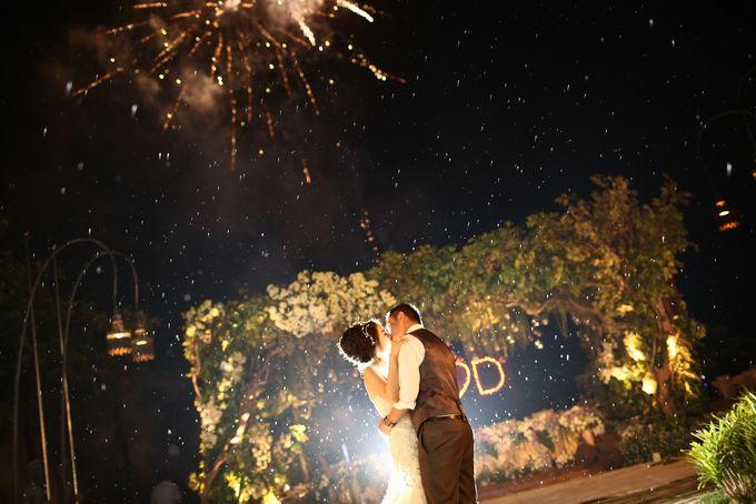 WEDDING OF SENDY & DIANA by Sofitel Bali Nusa Dua Beach Resort - 010