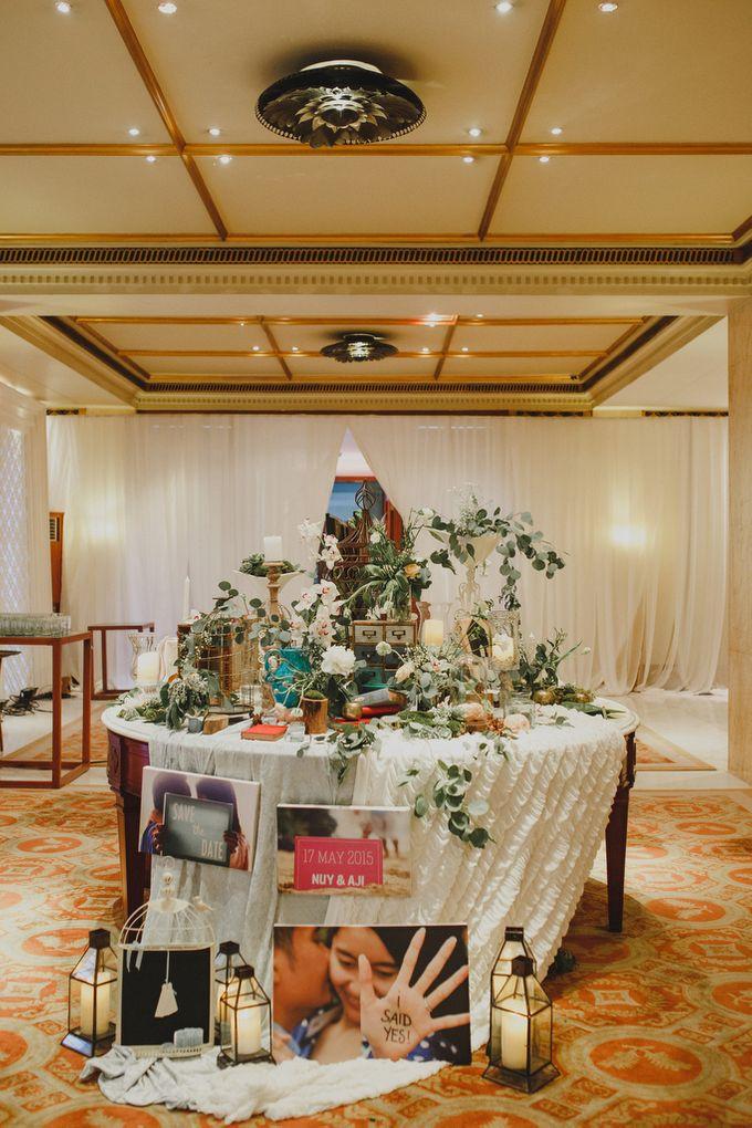 Nusantara Ballroom & Garden 2 by The Dharmawangsa Jakarta - 001