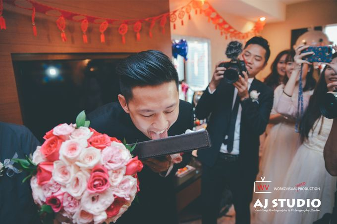 Ming & Gigi Actual day Form HK by WorkzVisual Video Production - 028