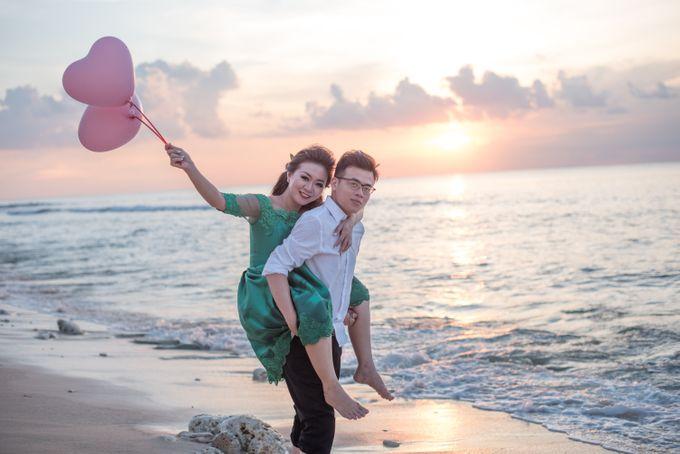 Pre Wedding Benny & Olivia by Project Art Bali - 003