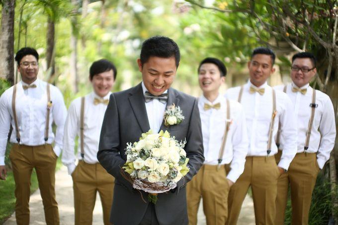 WEDDING OF SENDY & DIANA by Sofitel Bali Nusa Dua Beach Resort - 003