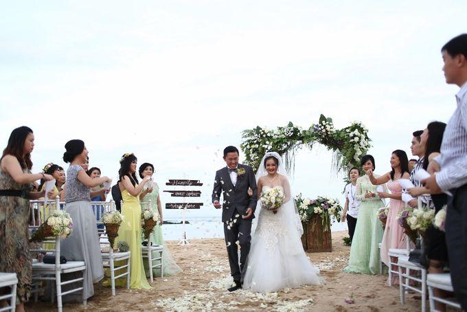 WEDDING OF SENDY & DIANA by Sofitel Bali Nusa Dua Beach Resort - 006