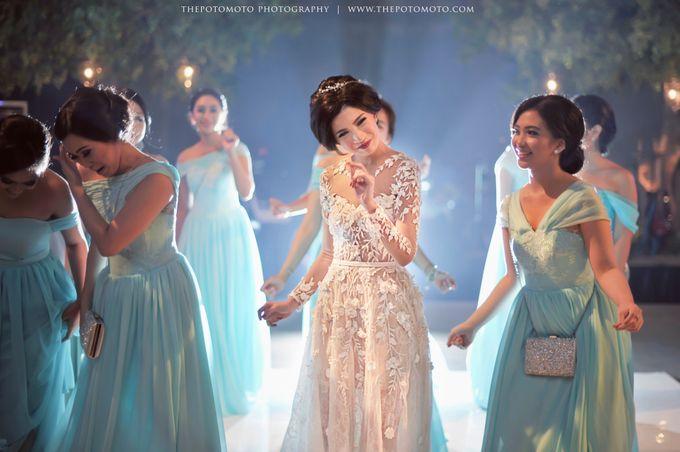 Tiwi + Rio Wedding by Thepotomoto Photography - 039