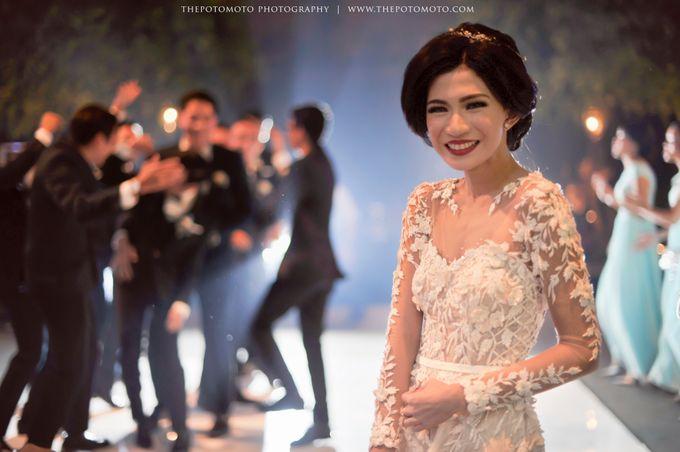 Tiwi + Rio Wedding by Thepotomoto Photography - 036