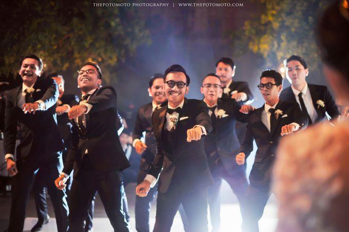 Tiwi + Rio Wedding by Thepotomoto Photography - 011