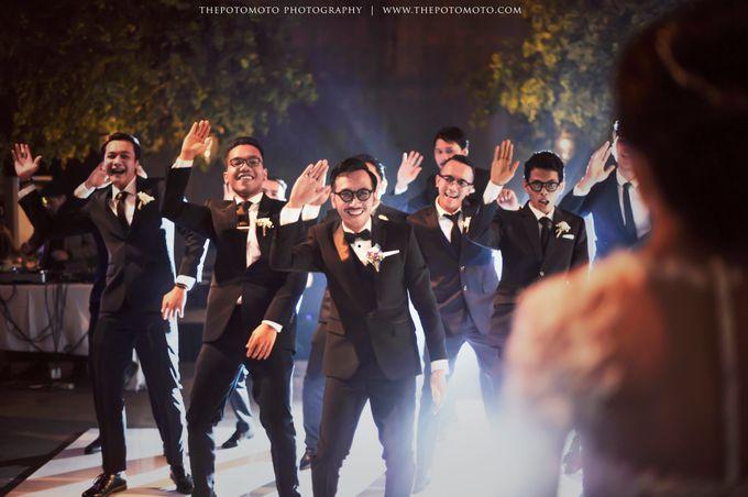 Tiwi + Rio Wedding by Thepotomoto Photography - 008