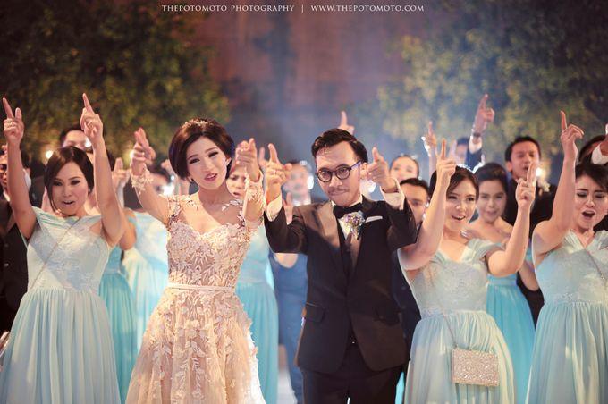 Tiwi + Rio Wedding by Thepotomoto Photography - 034