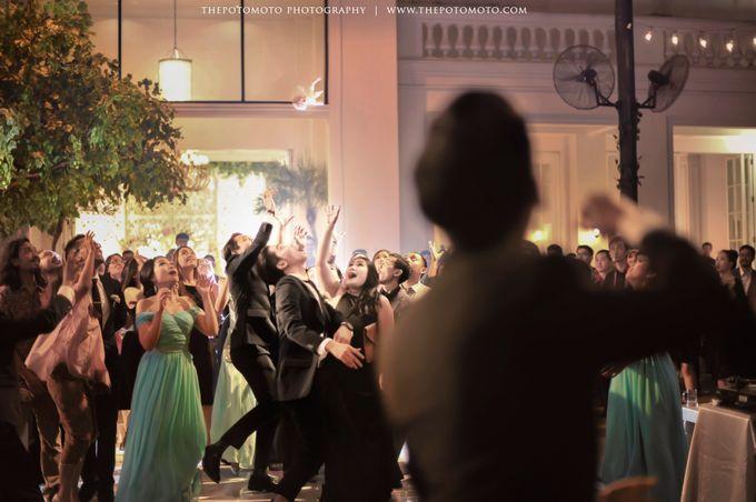Tiwi + Rio Wedding by Thepotomoto Photography - 001