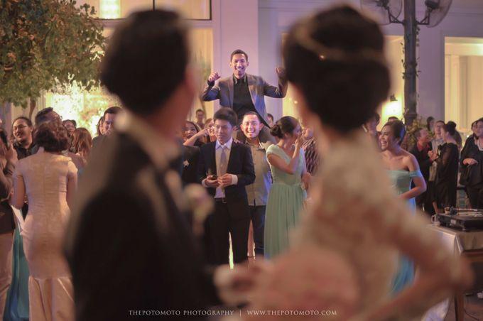 Tiwi + Rio Wedding by Thepotomoto Photography - 003