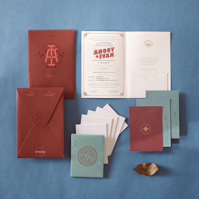 Anggy & Ivan by Kenang Design - 001
