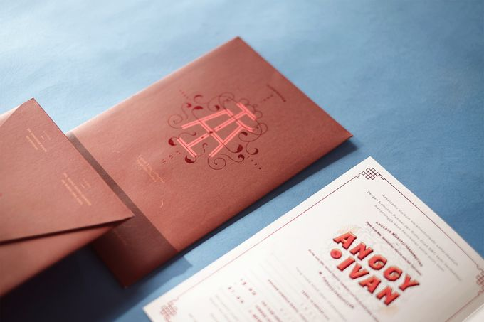 Anggy & Ivan by Kenang Design - 004