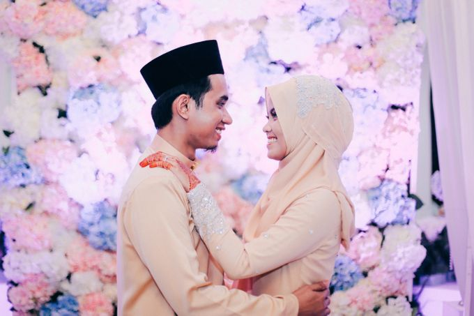 Aiman Manan Wedding by The.azpf - 001