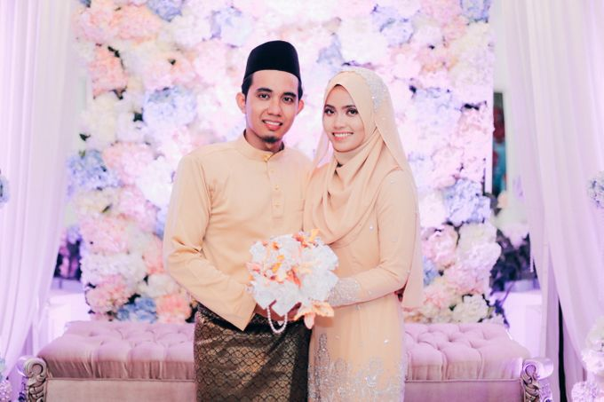 Aiman Manan Wedding by The.azpf - 004