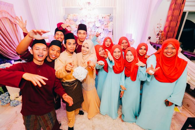 Aiman Manan Wedding by The.azpf - 005