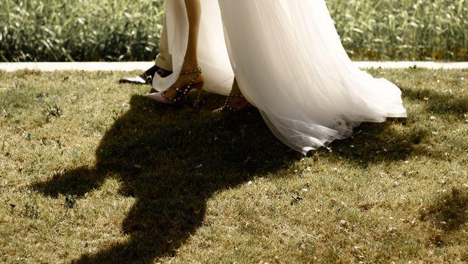 Jessica & Alessandro | Wedding by Anaz Khairunnaz - 001