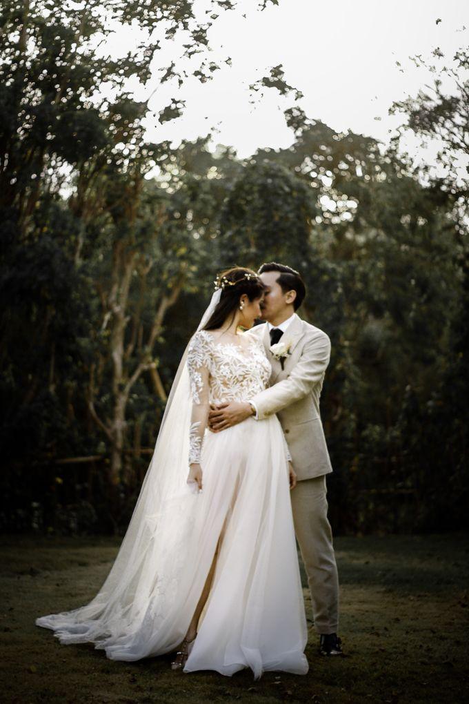 Jessica & Alessandro | Wedding by Anaz Khairunnaz - 002