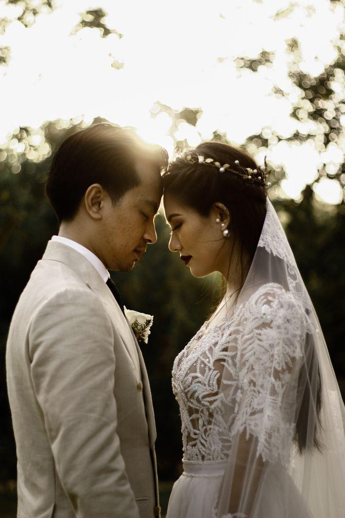Jessica & Alessandro | Wedding by Anaz Khairunnaz - 004
