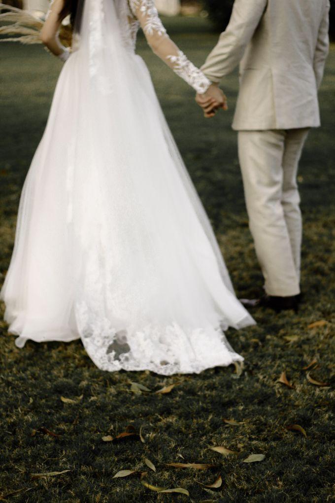 Jessica & Alessandro | Wedding by Anaz Khairunnaz - 003