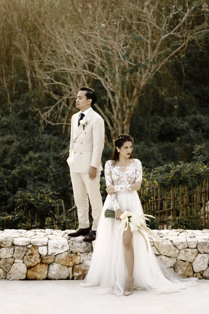 Jessica & Alessandro | Wedding by Anaz Khairunnaz - 005