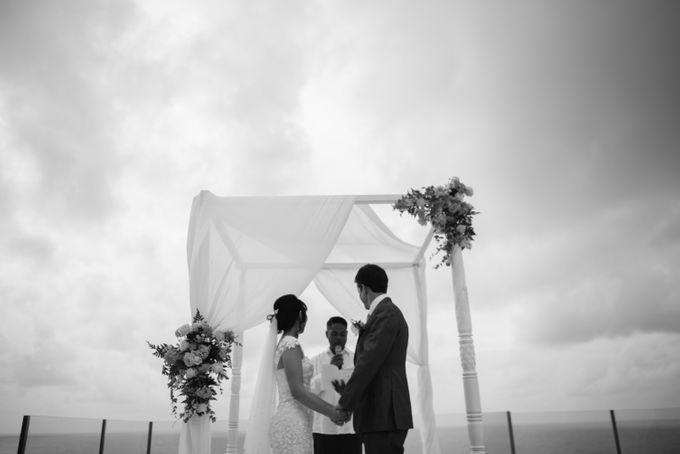 Lee & Rob Wedding by Foraday Dream - 001