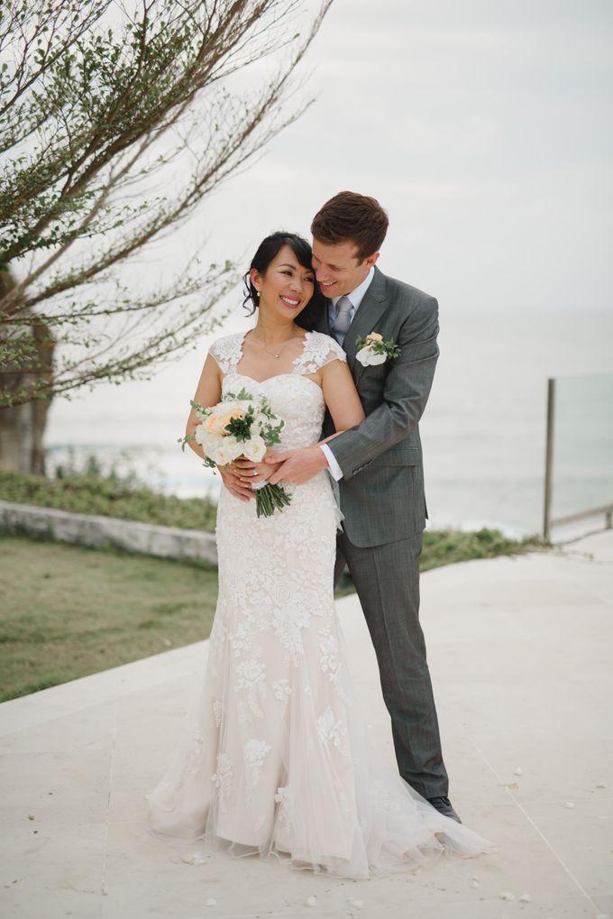 Lee & Rob Wedding by Foraday Dream - 007