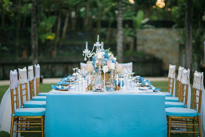 The Wedding of Gwen & Vernon by Precious Event Design - 007
