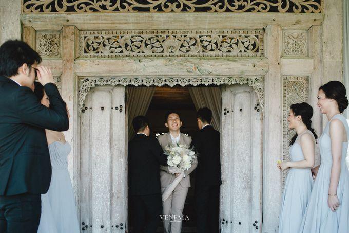 Evan & Priscilla Wedding by Hilda by Bridestory - 010